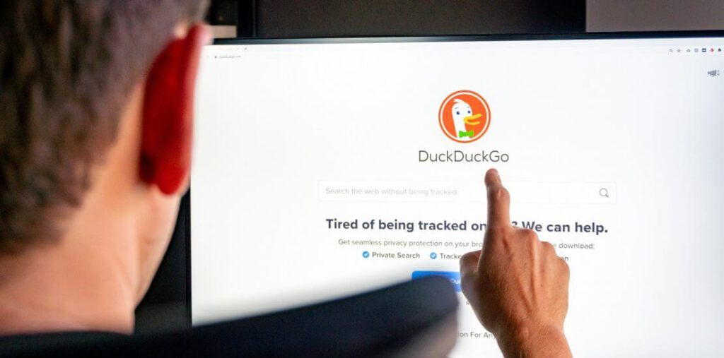 ویژگی های موتور جستجو DuckDuckGo