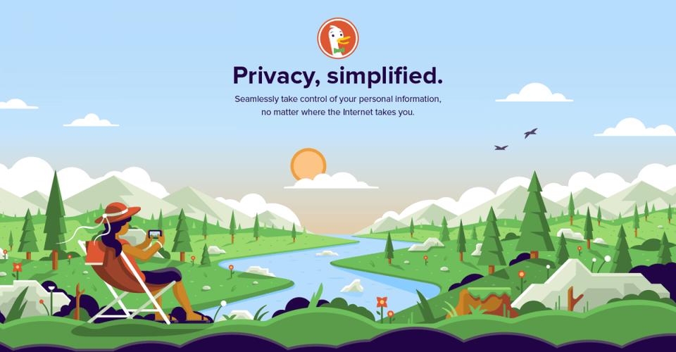 مزایای استفاده از موتور جستجو DuckDuckGo و گوگل