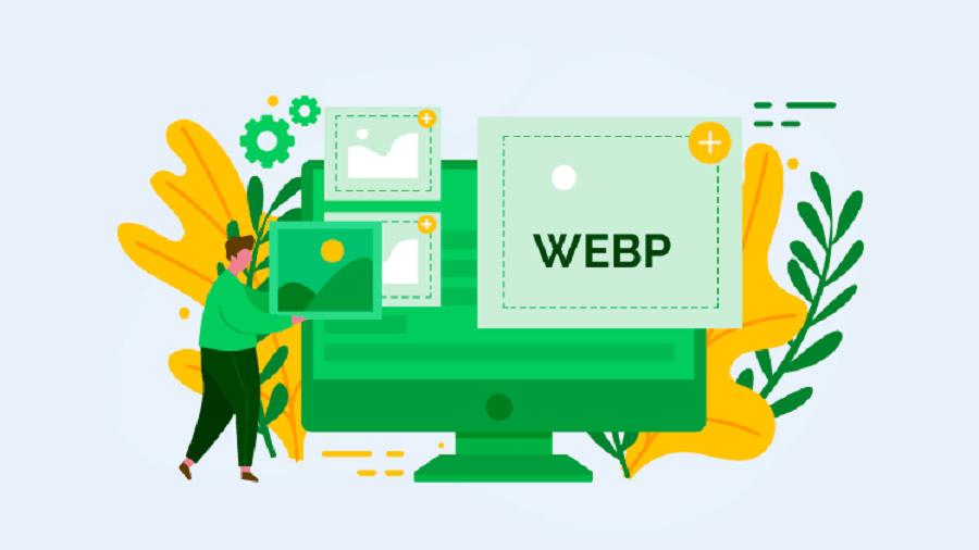 ساخت تصویر Webp