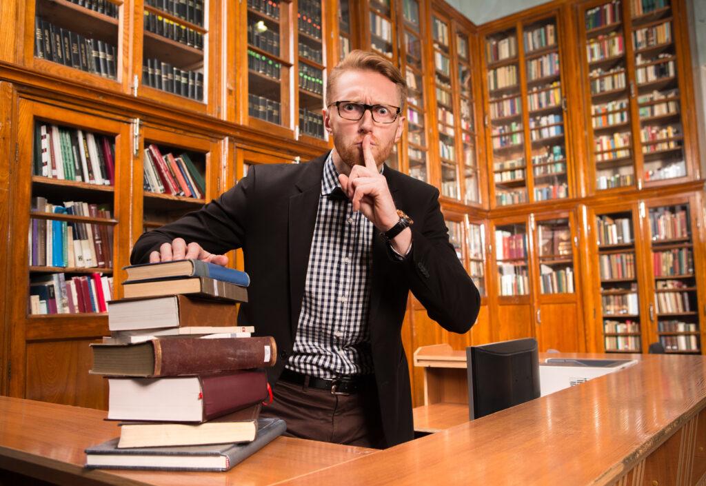 گوگل یک کتابدار است - آموزش سئو غیر متخصص