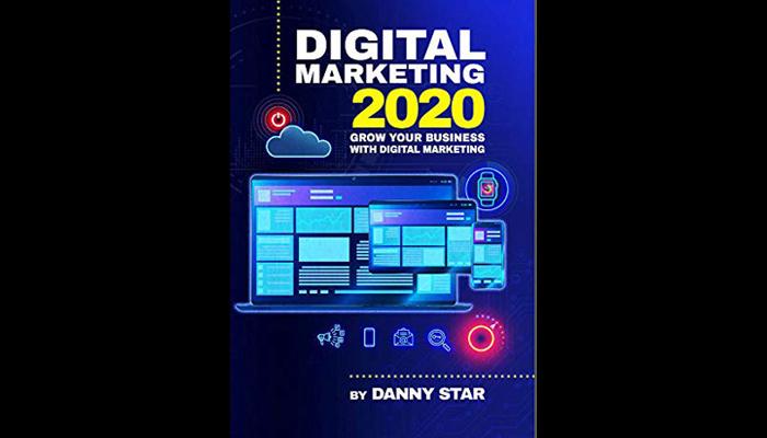 کتاب آموزش سئو، با دیجیتال مارکتینگ کسب و کار خود را توسعه دهید.