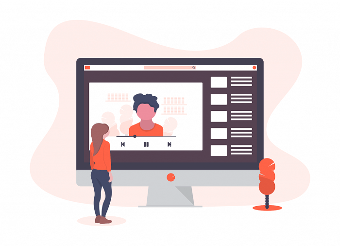 بهینه سازی صفحات وب سایت برای ویدیو