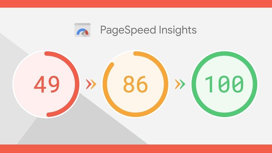 خطای page speed insights