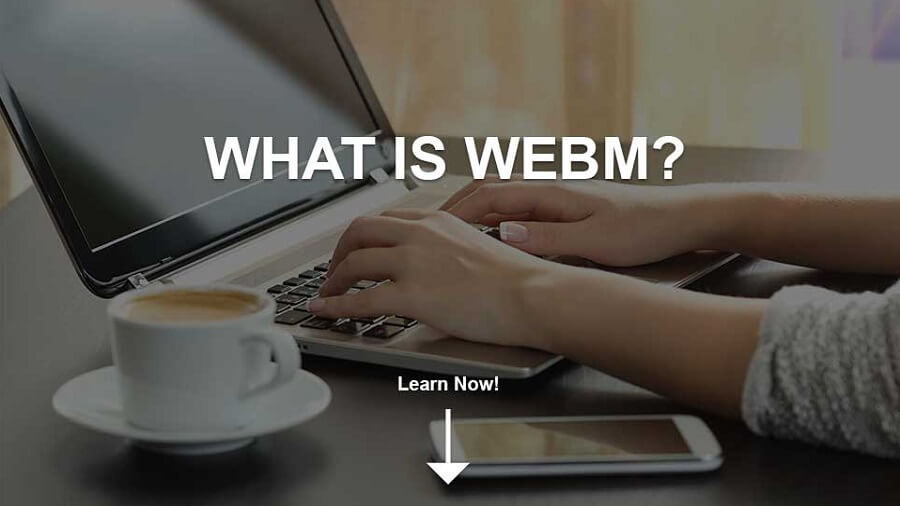 فرمت ویدیویی webm