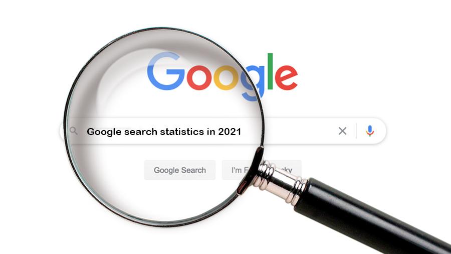 آمار جستجو گوگل