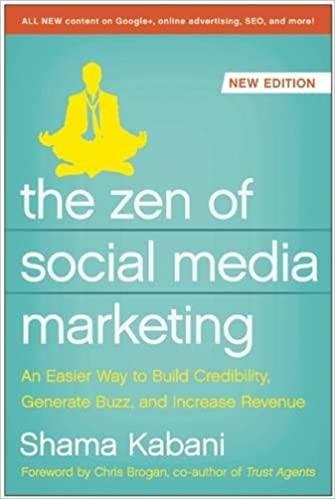 کتاب The Zen of Social Media Marketing برای دیجیتال مارکتینگ