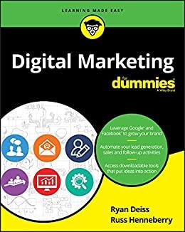 کتاب Digital Marketing for Dummies برای دیجیتال مارکتینگ
