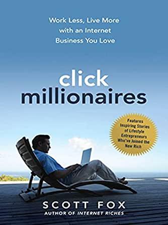 کتاب Click Millionaires برای بازاریابی دیجیتال