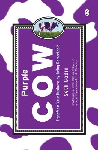 کتاب Purple Cow دیجیتال مارکتینگ