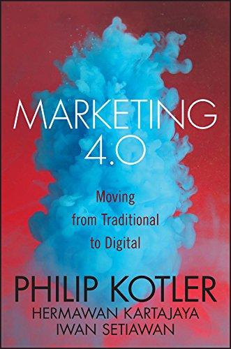 کتاب Marketing 4.0 برای بازاریابی دیجیتال