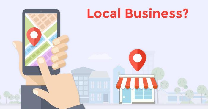 تبلیغ سایت با Google Local Business