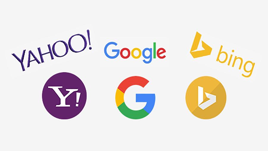 مقایسه گوگل یاهو بینگ