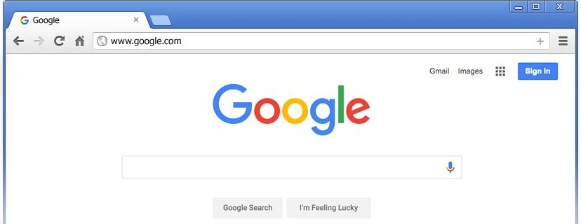 Google.com، یکی از وب سایت های برتر در رتبه بندی الکسا.